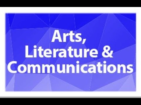Arts, Literature & Communication Program