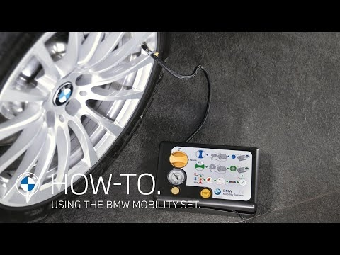 Using the BMW Accessory Mobility Set - How To