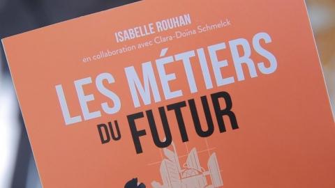À la découverte des métiers du futur avec Isabelle Rouhan