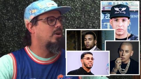 Daddy Yankee y Anuel vs Don Omar y Cosculluela?