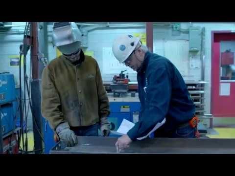 DEP | Fabrication de structures métalliques et de métaux ouvrés
