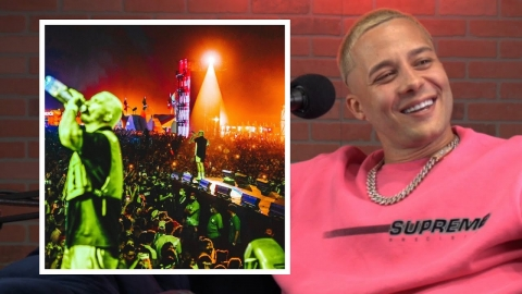 Nio Garcia dice como se siente de camino a su concierto en Puerto Rico