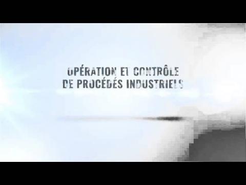 AEC Opération et contrôle de procédés industriels