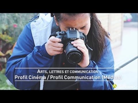 DEC | Arts, lettres, communication - Cinéma et communication