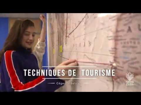 DEC | Techniques de tourisme