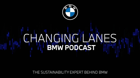 #049 The sustainability expert behind BMW - Interview with Dr. Irene Feige |BMW Podcast