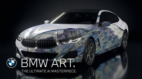 The Ultimate AI Masterpiece.