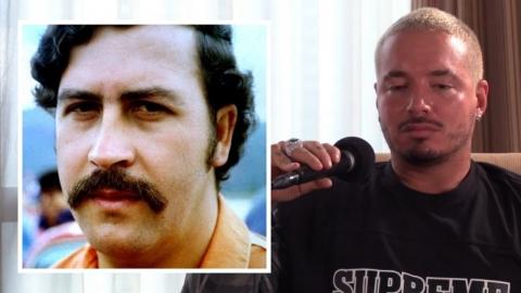 J Balvin dice que Pablo Escobar NO los representa