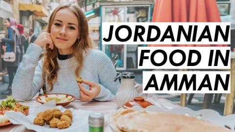 THE FOOD HEAVEN IN AMMAN | Jordan My Love