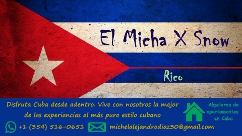 El Micha - Snow - Rico