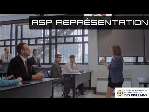 ASP en représentation