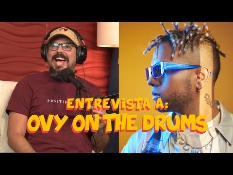 Ovy on the Drums - productor detrás de Tusa, Bichota y ahora cantante también en Miedito o qué