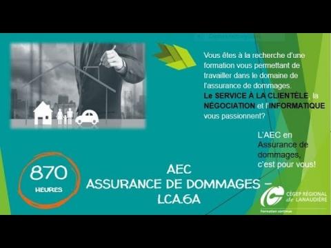 AEC | Assurance de dommages