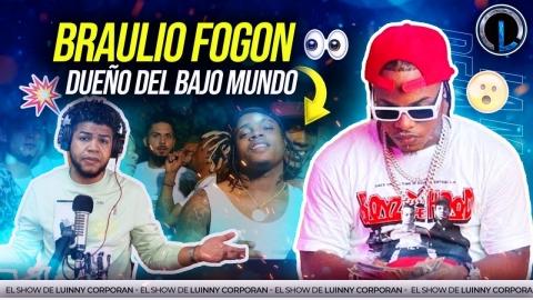BRAULIO FOGON EN UN MES SE CONVIRTIÓ EN EL...