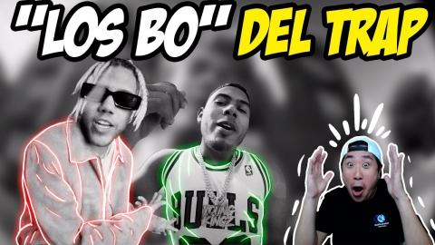reacción Los Bo (versión arreglada con música, resubido) 😱🔥 Jhay Cortez y Myke Towers