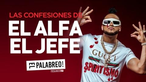 """EL ALFA """"Los artistas de RD🇩🇴 tienen que aprender a manejarse como los de PR🇵🇷 #ElPalabreo"""