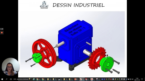 DEP   Dessin industriel
