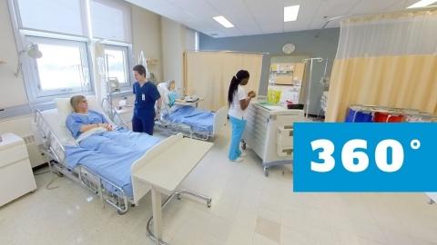DEP |  Santé, assistance et soins infirmiers 360°