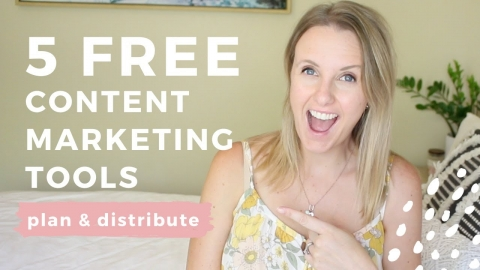 Skyrocket your Content Marketing with these Awesome 5 Free tools