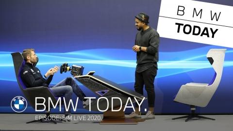 BMW Today – Episode 29: SIM Live 2020
