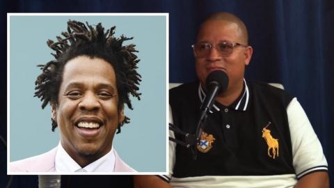Jay Z se burla de la seguridad de Hector El Father