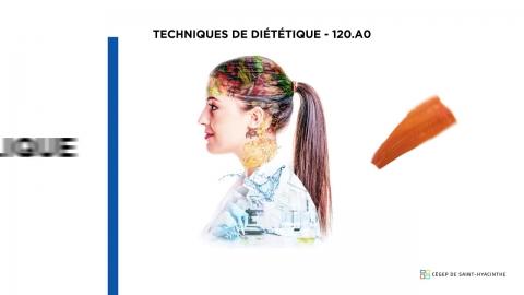 DEC | Techniques de diététique