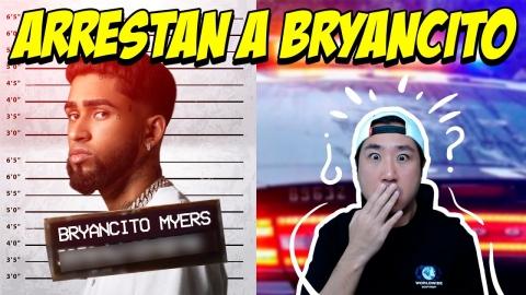 BRYANT MYERS ES ARRESTADO 👮♂️🚔😱