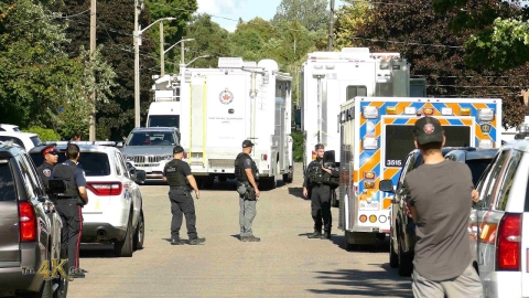 Oshawa: Massacre at Parklane Ave home leaves five dead 9-4-2020