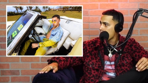 Brytiago, el primer Latino en colaborar con BoohooMAN