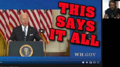 Something You Should See: Biden's Suppression of American Voices to...