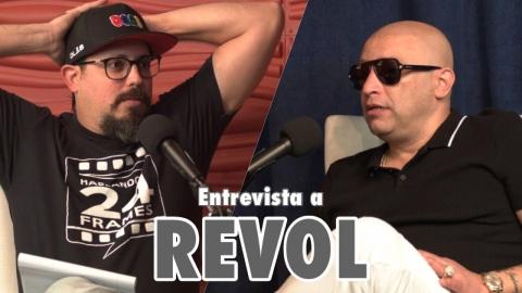 """Revol """"El Padrino"""": historias kbronas de Arca, Hector, Don Omar, etc. 😱😱😱"""