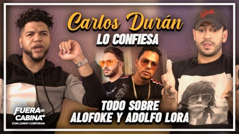 CARLOS DURAN LO CONFIESA TODO SOBRE SANTIAGO...
