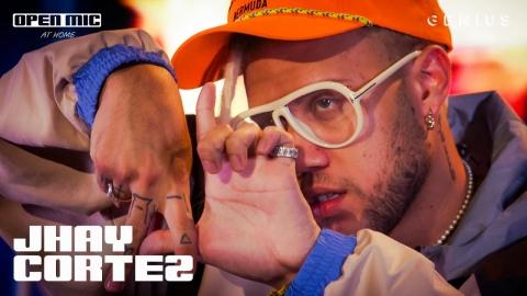 Jhay Cortez - Kobe En LA (En Vivo) | Open Mic