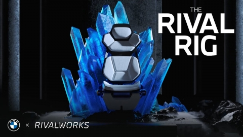 The Rival Rig – The Ultimate Gaming Setup | BMW Esports