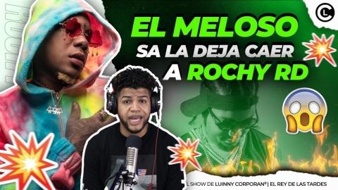 YOMEL EL MELOSO LE MANDA FUEGO CON TO A ROCHY RD...