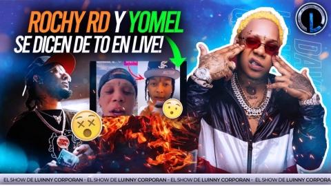 ROCHY RD Y YOME EL MELOSO SIGUEN EN GUERRA SE...