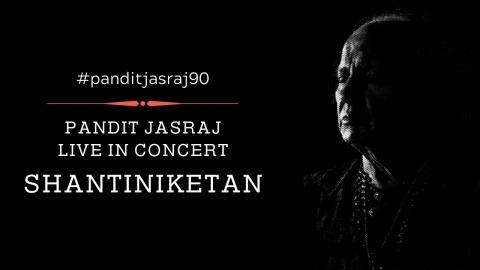 Music of India | Pandit Jasraj Live in Concert |...
