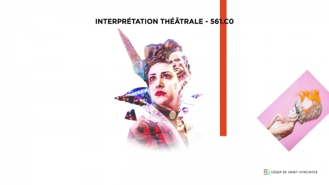 DEC | Interprétation théâtrale