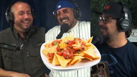 Los nachos NO son mexicanos