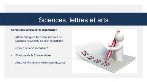 DEC | Sciences, lettres et arts