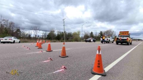 Flamborough: Woman dies in Highway 6 multi vehicle collision 5-5-2021