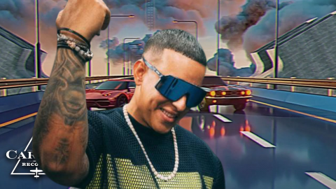 "Daddy Yankee lanza video lyrics de ""La Gasolina"" a 16 años de su..."