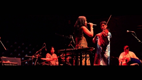India in Spain - Popular Music Concert by Subramania Group