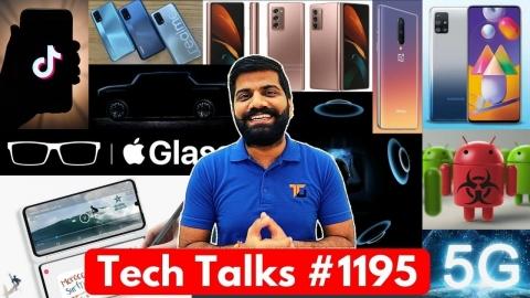 Tech Talks #1195 - TikTok Gameover, Galaxy M31s,...