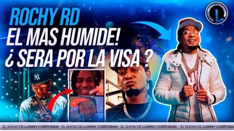 ROCHY RD EL MÁS HUMILDE AHORA!! AMOR Y PAZ CON EL CHERRY SCOOM...
