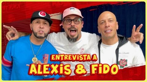 HABLANDO DE DINERO, PUT3R0S Y MALOSRATOS CON ALEXIS Y FIDO 😱😱😱