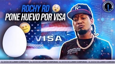 """ROCHY RD SE DESESPERA Y PIDE CASARSE POR VISA """"EL ERROR QUE PODRÍA..."""