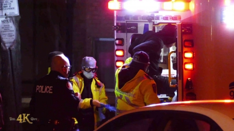 Etobicoke: Teen pair shot at infamous Jamestown townhouse complex...
