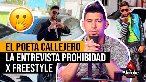 EL POETA CALLEJERO - ENTREVISTA PROHIBIDA X FREESTYLE