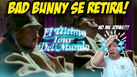 BAD BUNNY 'SE RETIRA DE LA MUSICA' 😡 +REVIEW DEL TRACKLIST DEL ALBUM 😅